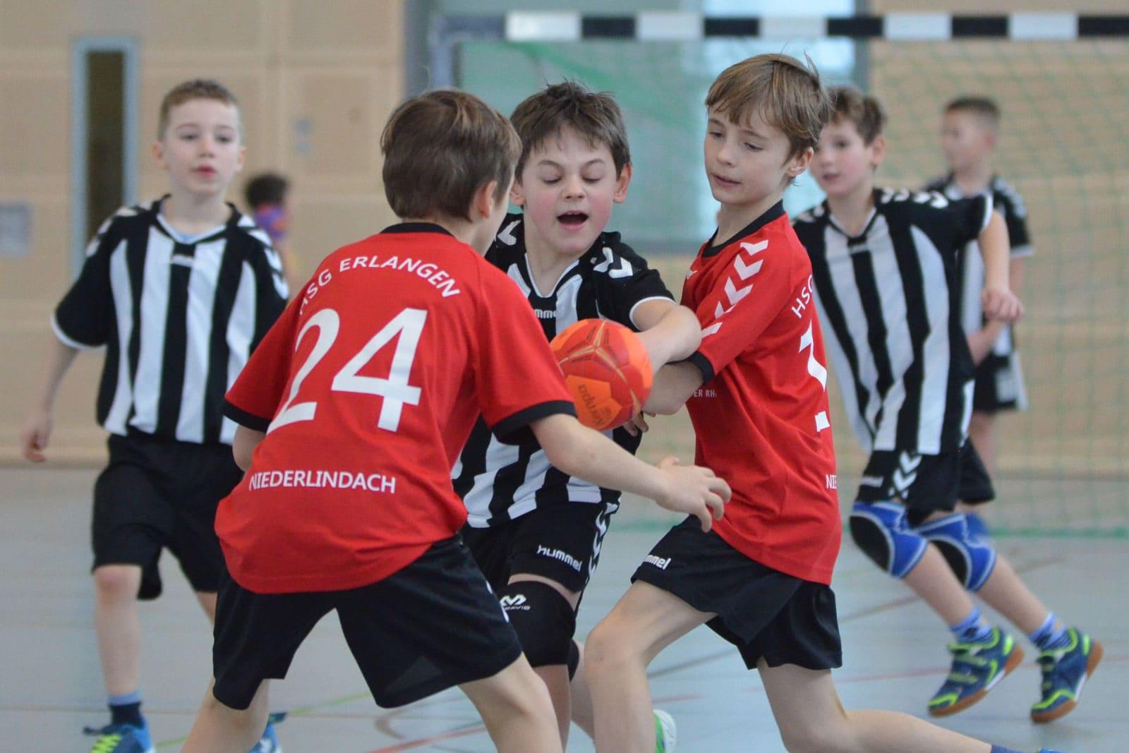 Handball-Juniors HCH