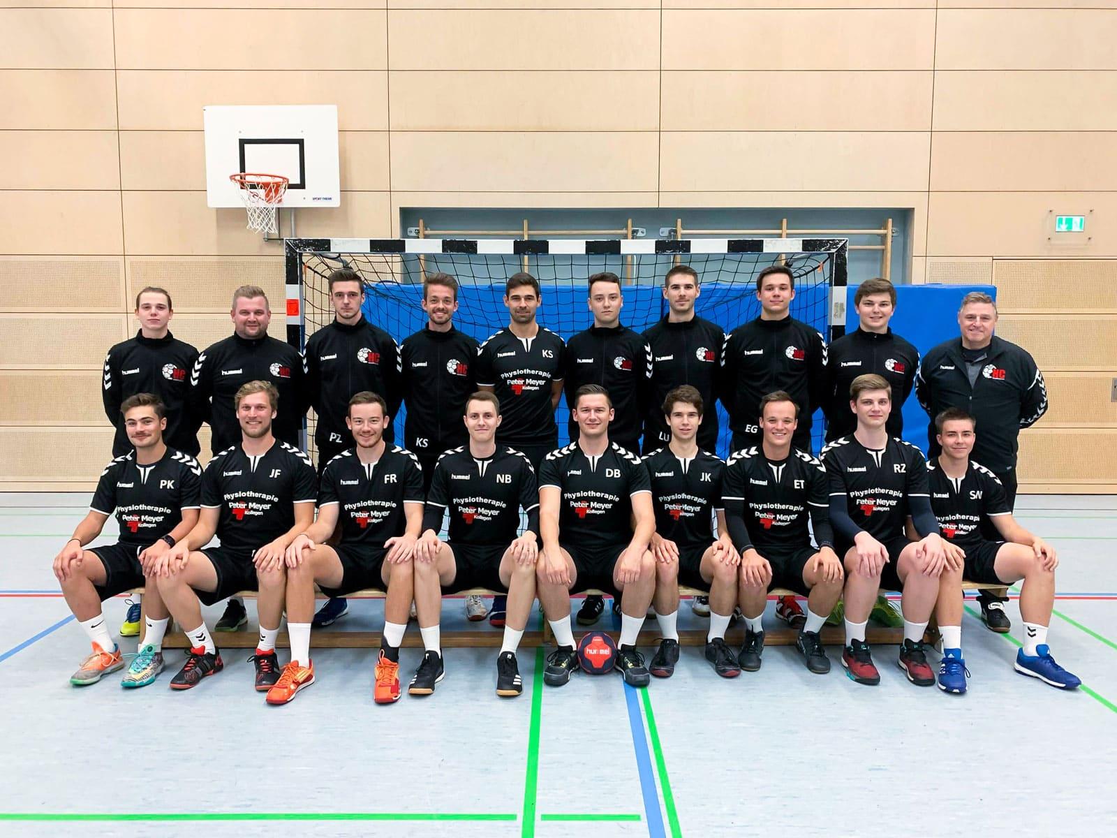 HCH Männer Mannschaft